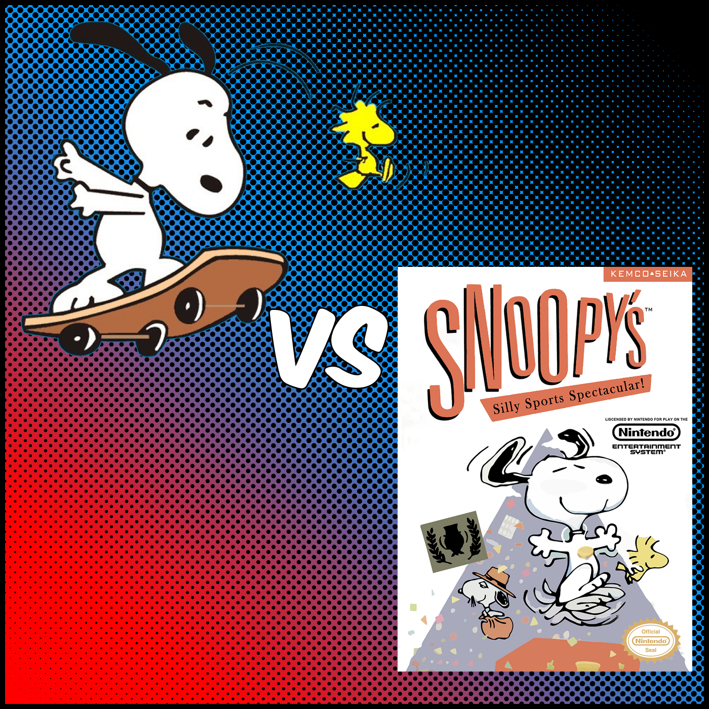 Snoopy Sports