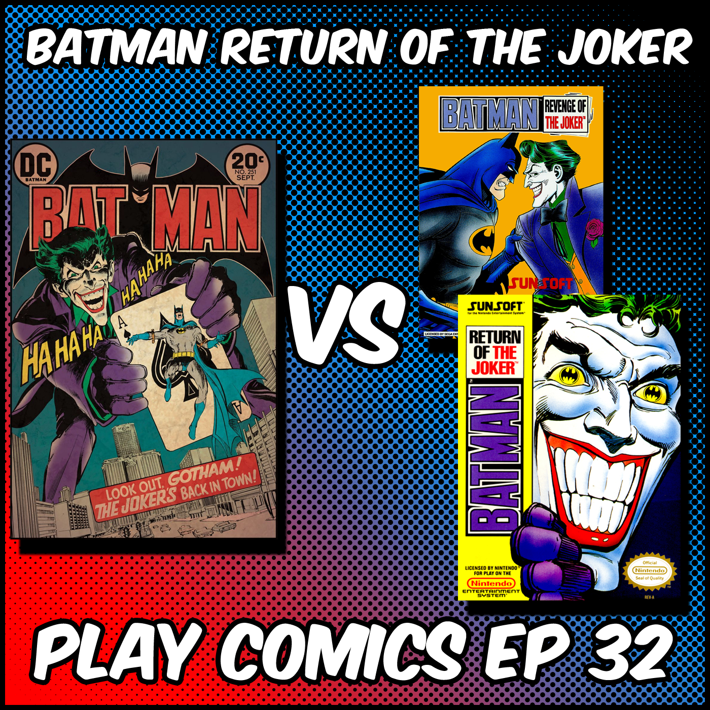 Return of the Joker with Steven Pappas and Chris Grimmett
