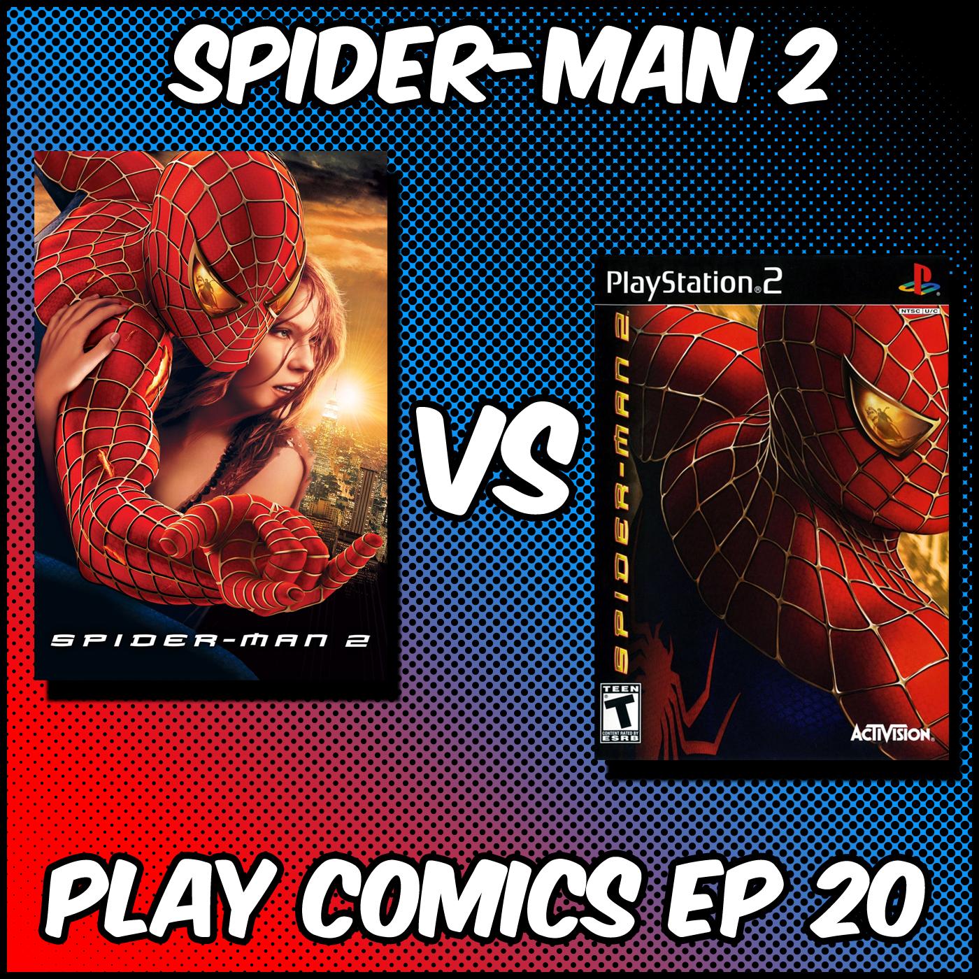 Spider-Man 2 with Kieran Shiach