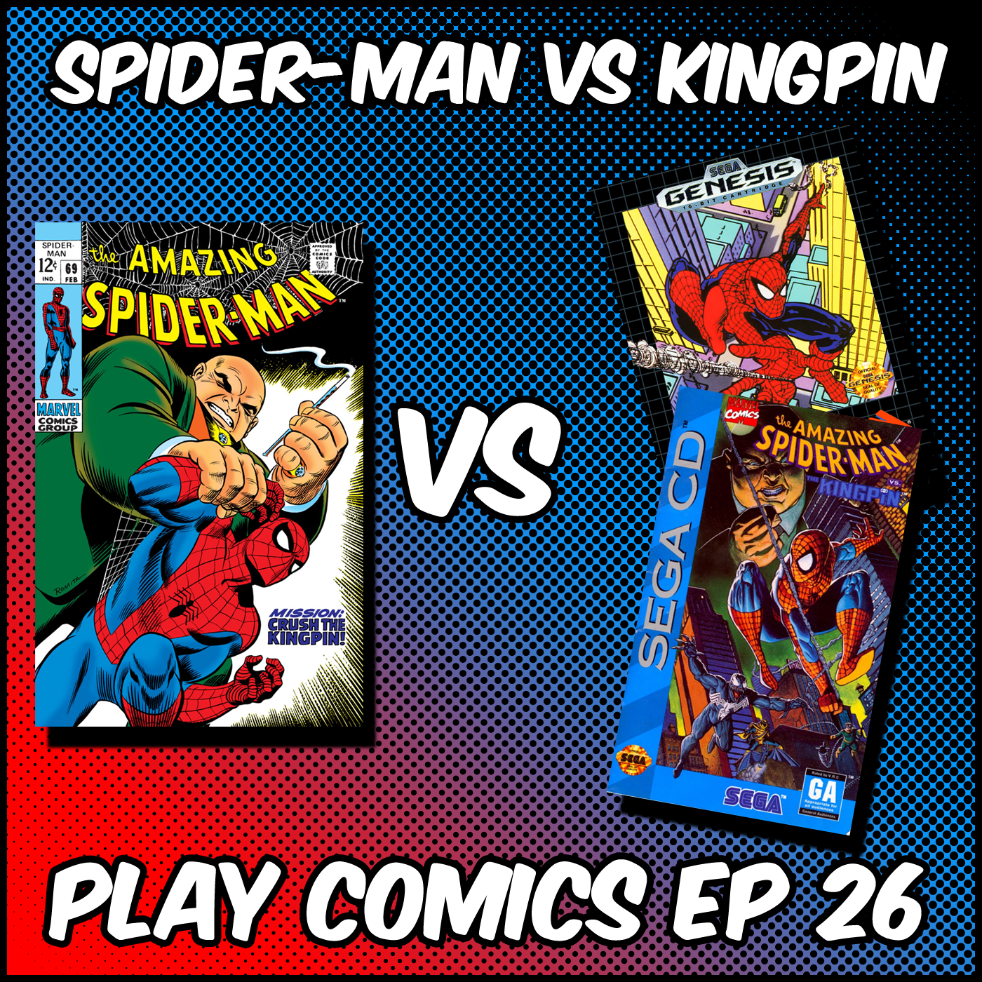 Spider-Man vs Kingpin with Scott Niswander