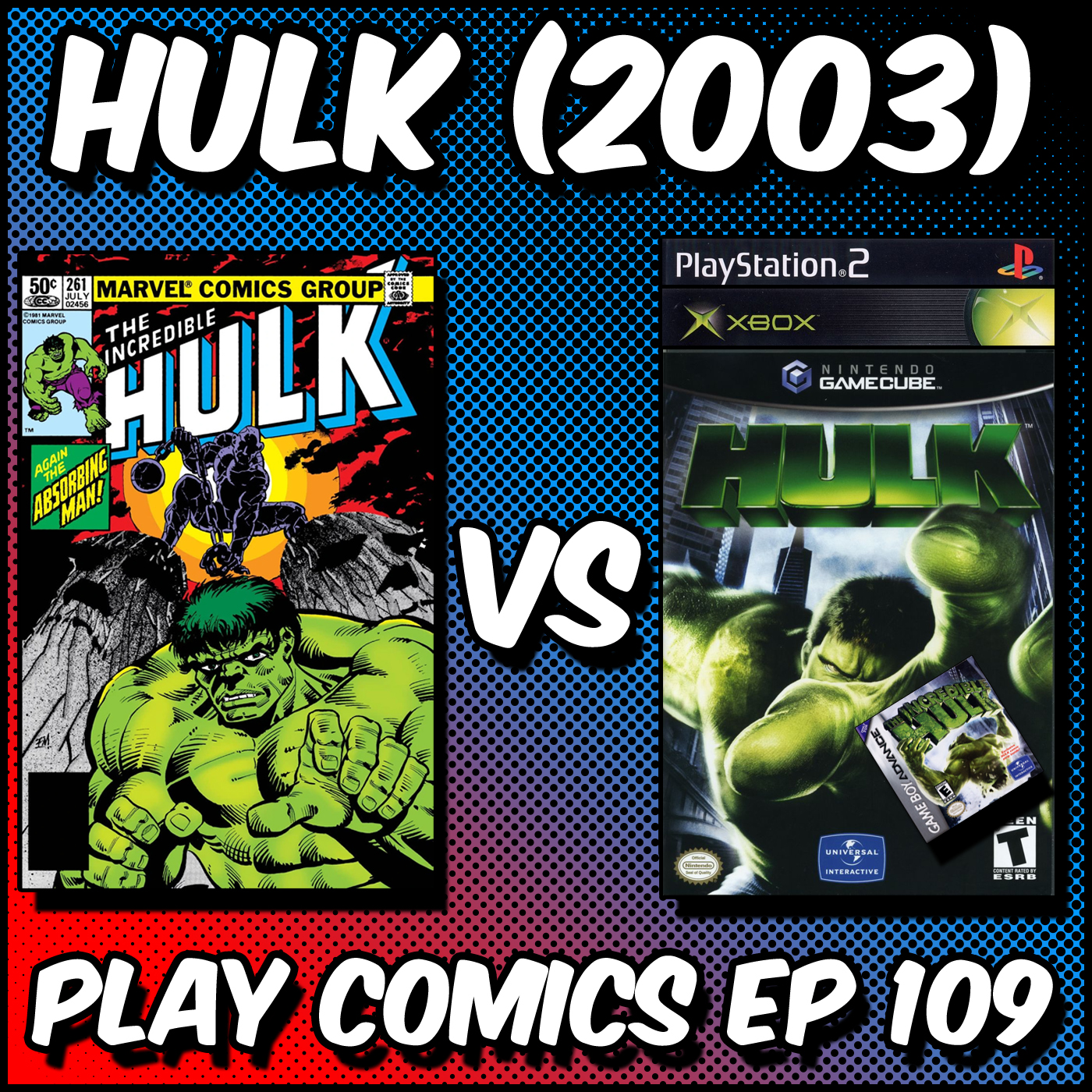 Hulk (2003) with Josh Sutton (Panels to Pixels)