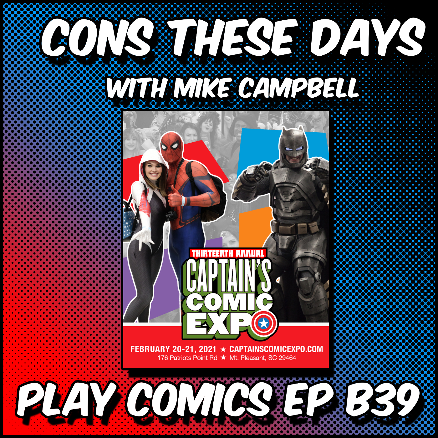Cons These Days with Mike Campbell